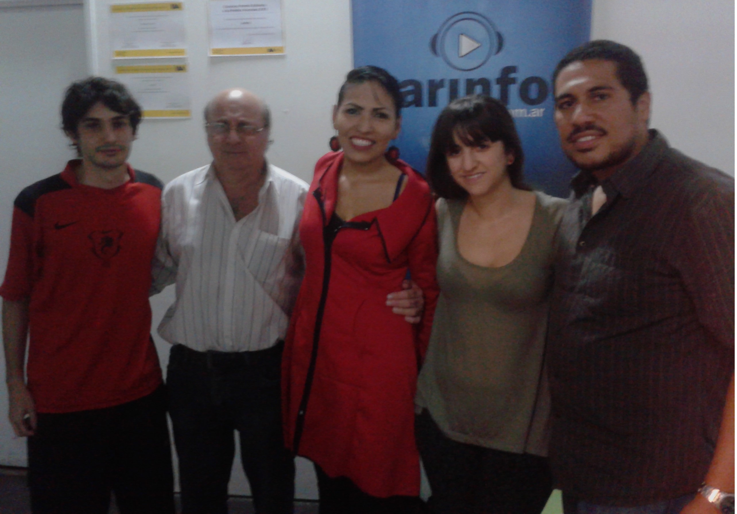 Equipo de Radio Casona