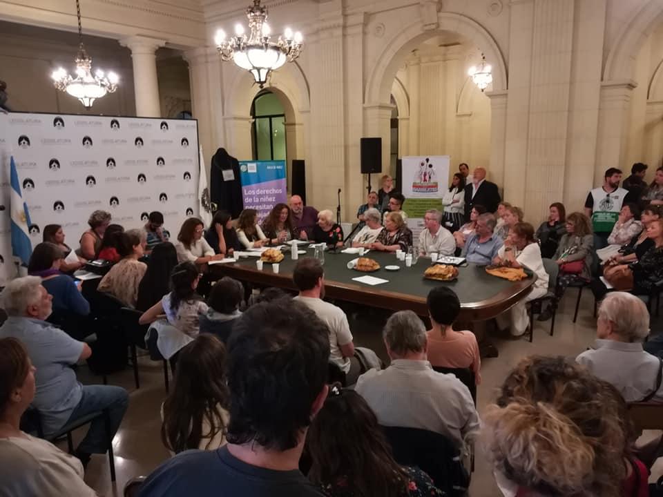 Se conformó la Asamblea de Infancias y Adolescencias de la Ciudad de Buenos Aires