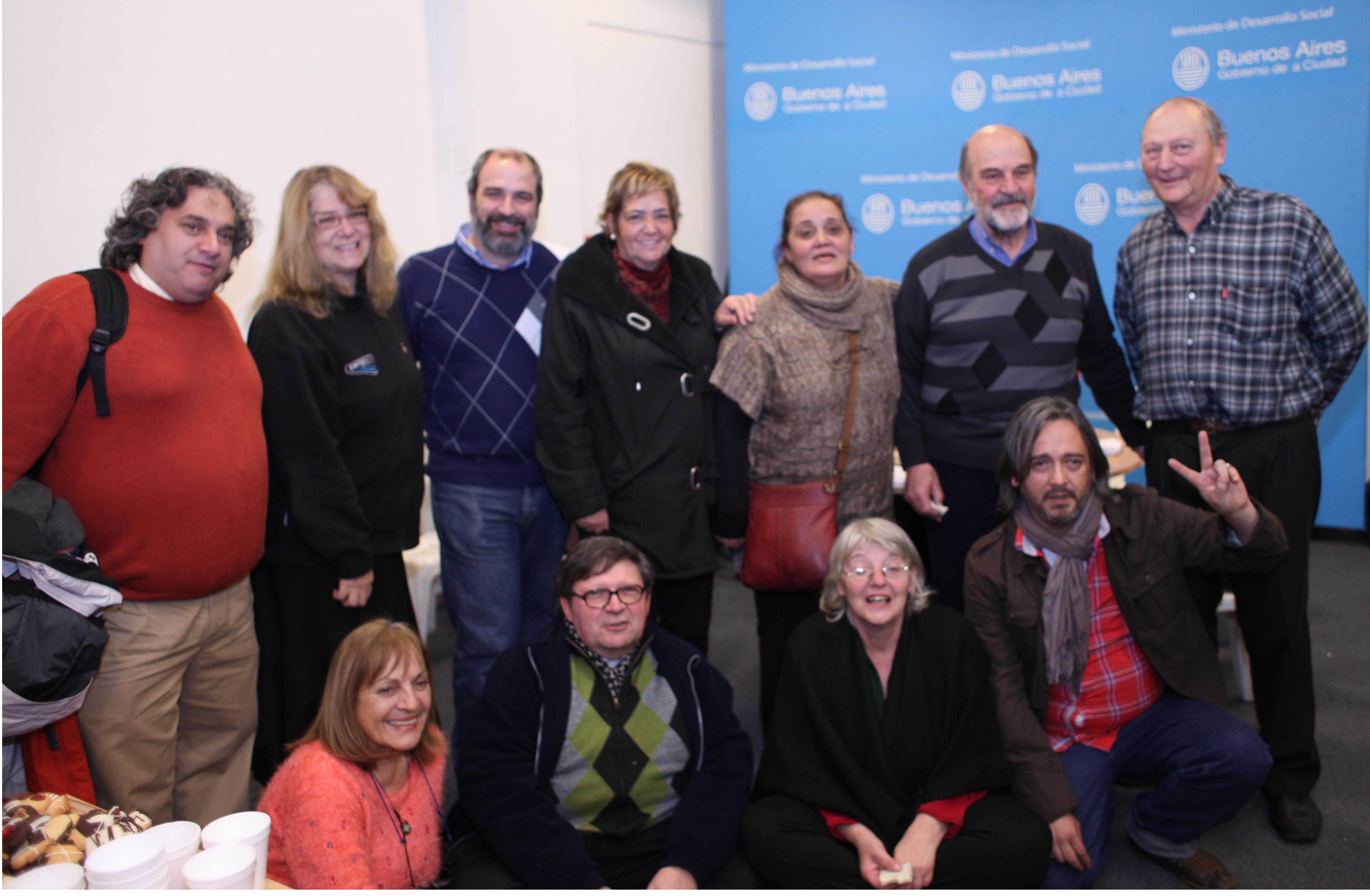 La Casona estuvo presente en el homenaje al Profesor Ernesto Muller