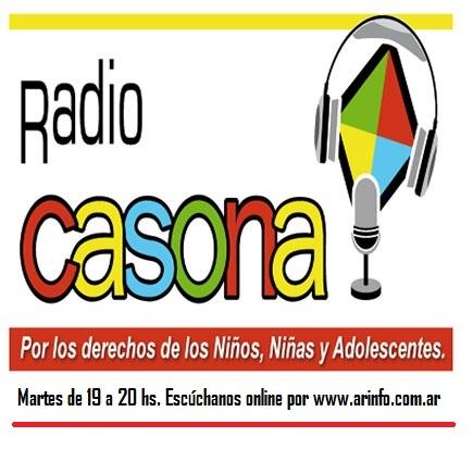 Radio Casona N° 161 – Casacidn y Centro Educativo Isauro Arancibia