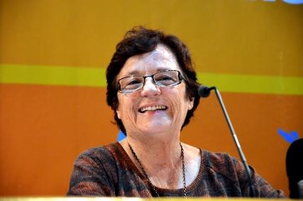 Adiós Stella Maldonado, histórica dirigente de Ctera