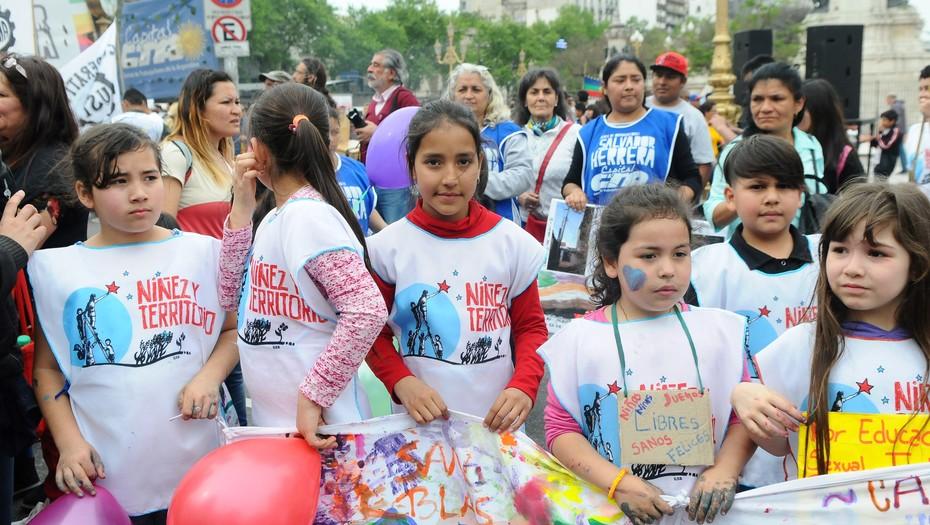 Radio Casona Nº 206 –  Tercer Encuentro Nacional por la Niñez 2018