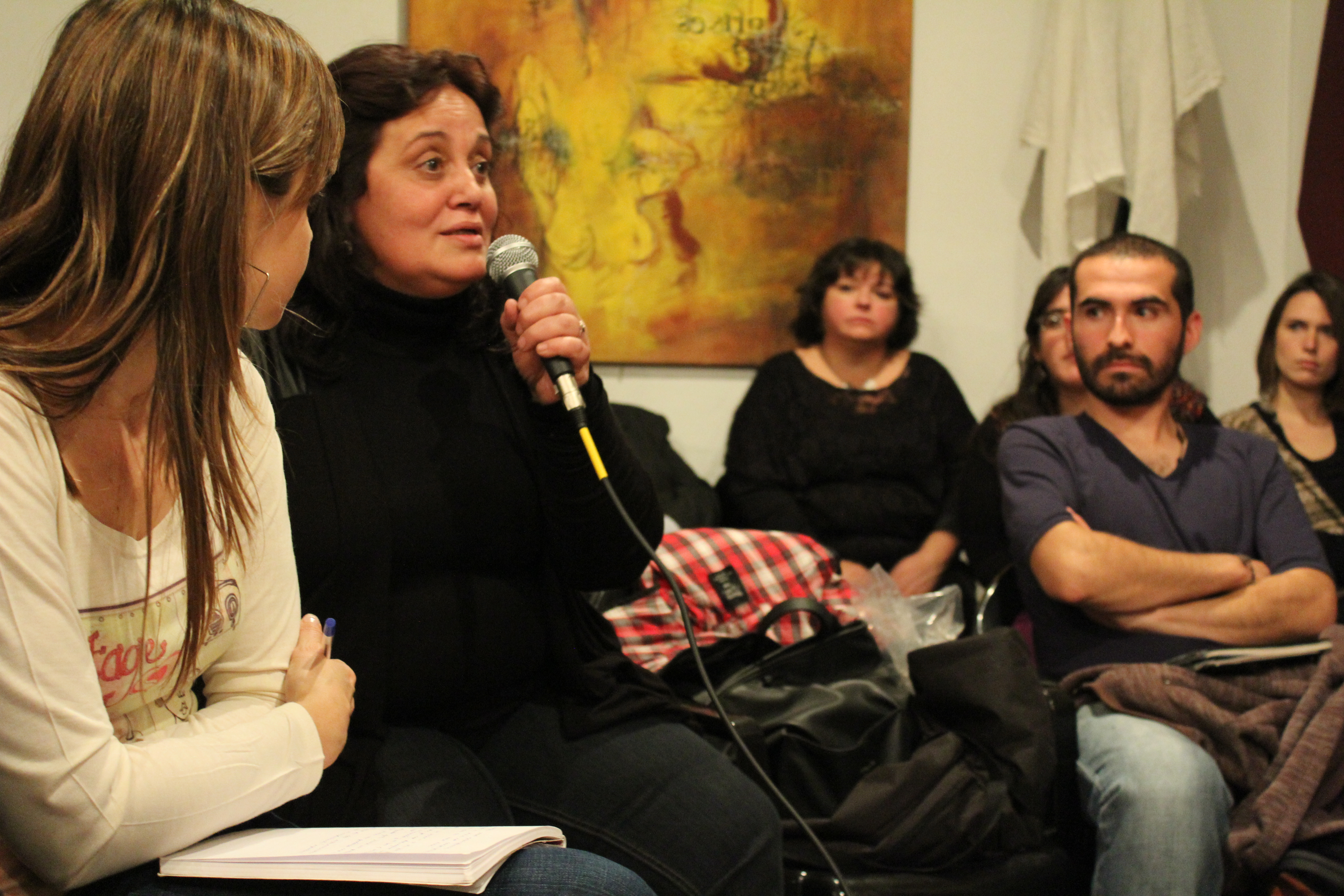 1er Encuentro del Ciclo de Charlas 2013